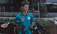 Mitchell Swepson speaks ahead of Perth Scorchers v Brisbane Heat