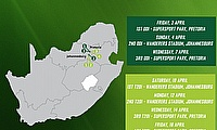 Pakistan Tour of South Africa 2021