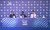 IPL Auction Press Conference (RCB, CSK & RR)