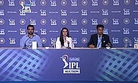 IPL Auction Press Conference (MI, DC & KXIP)
