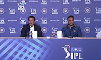IPL Auction Press Conference (KKR & SRH)