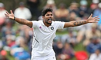 Umesh Yadav added to India Test Squad