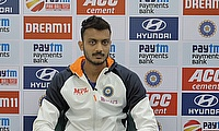 Axar Patel speaks after India v England 3rd Test, Day1