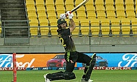 Australia's Glenn Maxwell hits out