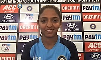 Harmanpreet Kaur speaks ahead of India v South Africa