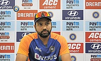 Rohit Sharma speaks after Day 2 of 4th India v England Test