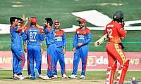 Afghanistan vs Zimbabwe, 1st T20I: Afghanistan win after Gurbaz and Afghan half centuries
