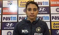 Smriti Mandhana speaks ahead of 1st India v South Africa T20I
