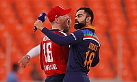 Eoin Morgan and Virat Kohli will clash again in the ODI Series