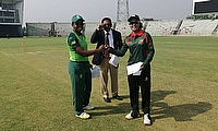 South African emerging women v Bangladesh South African emerging women