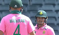 Quinton de Kock and Aiden Markram