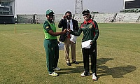 Bangladesh emerging win series after third straight win