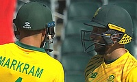 South Africa's Markram and Milan