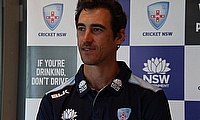 Mitchell Starc speaks ahead of Marsh Sheffield Shield Final