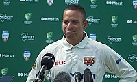 Queensland Captain Usman Khawaja speaks ahead of Marsh Sheffield Shield Final
