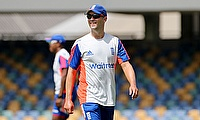 Jonathan Trott confirmed in consultant role for Warwickshire CCC