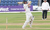 David Lloyd 65 for Glamorgan today