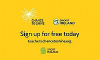 Cricket Ireland heads back to school with Chance to Shine partnership