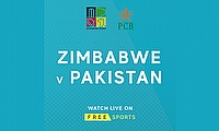 Live Cricket Streaming – Zimbabwe v Pakistan 2nd Test