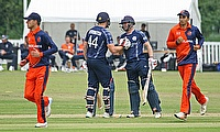 Scotland Men name squad to face Netherlands In ODIs