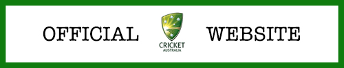 Official Cricket Australia Website