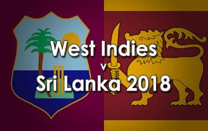 Sri Lanka tour of West Indies 2018