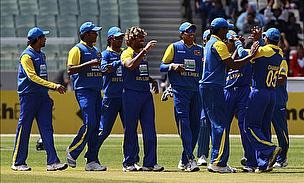 Sri Lanka Beat Zimbabwe By Two Wickets
