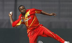 Zimbabwe Seal Series Over Kenya With Four-Wicket Win