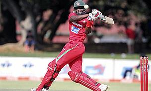 Masakadza Century Sets Up Crushing Zimbabwe Win