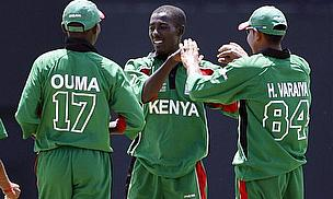 Varaiya And Odhiambo Bowl Kenya To 20-Run Win