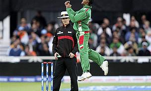 Naeem Islam Guides Bangladesh To Thrilling Win
