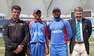 Afghanistan Beat USA To Seal Super Four Place