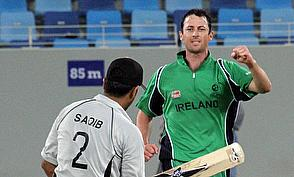 Ireland Bring UAE's Unbeaten Run To An End