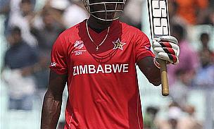 Sibanda Innings Sets West Indies Challenging Total