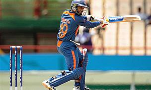 Karthik Top Scores As India Hit 268 In Asia Cup Final