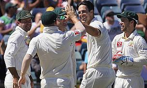 Australia To Push Hard For The Win - Mitchell Johnson