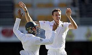 Morkel Inspires As South Africa Push Clear