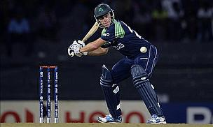 Brilliant Stirling Century Sets Up Ireland Victory