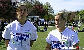 ECB Hails Record-Breaking CricketForce Weekend
