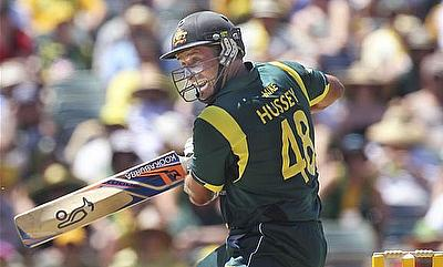 Hussey Drives Australia To 361 In Final ODI
