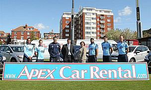 Sussex Cricket Goes Green With Ford