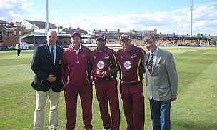 O'Brien And Vaas Handed County Caps