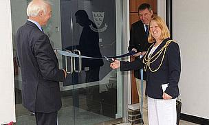 Sussex's Refurbished Pavilion Is Formally Opened