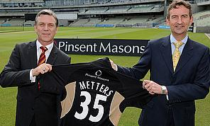 Pinsent Masons Renew Warwickshire Shirt Sponsorship Deal