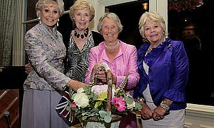 Lady Taverners Thank A Living Legend At Lord's