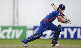 Edwards Ton Sets Up Comprehensive England Victory