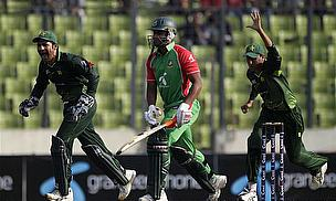 Pakistan Made To Work Hard Before Routing Bangladesh