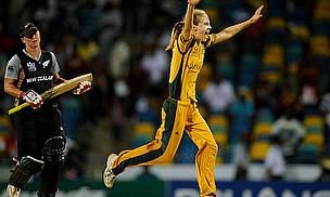 Australia Women End Series With A Win