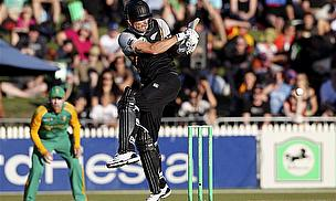 Nicol And Ellis Included In New Zealand Test Squad