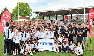 Ministerial Support For Street Elite Programme